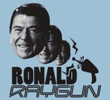 Ronald Raygun by Strangetalk