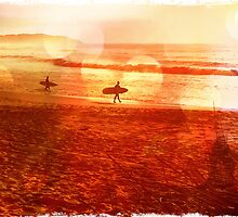 Vintage surf I by geophotographic