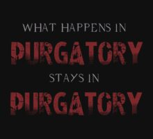 What Happens In Purgatory... by TheTrickyOwl