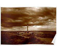 Encounter-1 landscape Poster