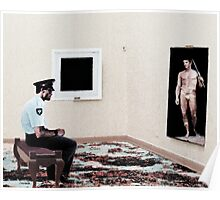 Arresting from The Watchman's Loneliness series Poster