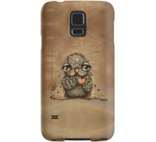 You're on my Heart Owl iPhone and iPod case Samsung Galaxy Case/Skin