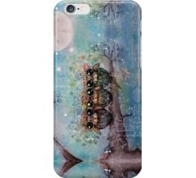 three little night owls iPhone and iPod case iPhone Case/Skin