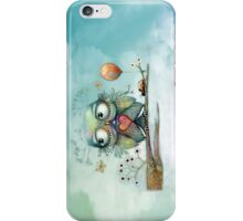 little wood owl iPhone and iPod case iPhone Case/Skin