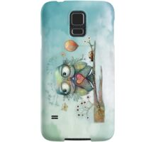 little wood owl iPhone and iPod case Samsung Galaxy Case/Skin