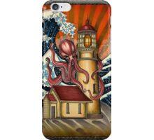 Release The Kraken iPhone Case/Skin