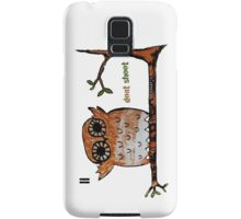 Don't shoot owl iPhone and iPod Case Samsung Galaxy Case/Skin