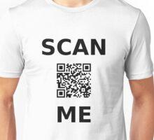 QR-Scan Me  Unisex T-Shirt