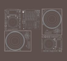 DJ Gear by djhypnotixx