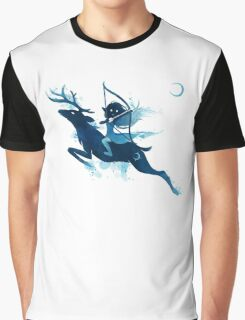 Elf Archer Graphic T-Shirt