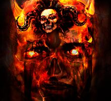 THE DEVIL WITHIN ! by Ray Jackson