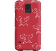 Percentum Pirate wallpaper Samsung Galaxy Case/Skin
