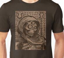 Occult Macabre Monochrome Unisex T-Shirt