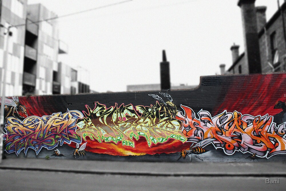 Creativity adds colour to our world by Bami