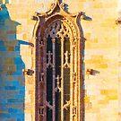 Janela Manuelina. Convento de Jesus. Setúbal by terezadelpilar~ art & architecture
