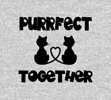 Purrfect Together Unisex T-Shirt