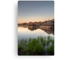 MirrorMarsh 1 Canvas Print