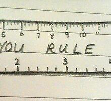 you rule by katacharin