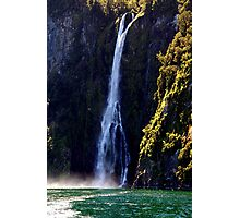 Milford Sound New Zeland Photographic Print