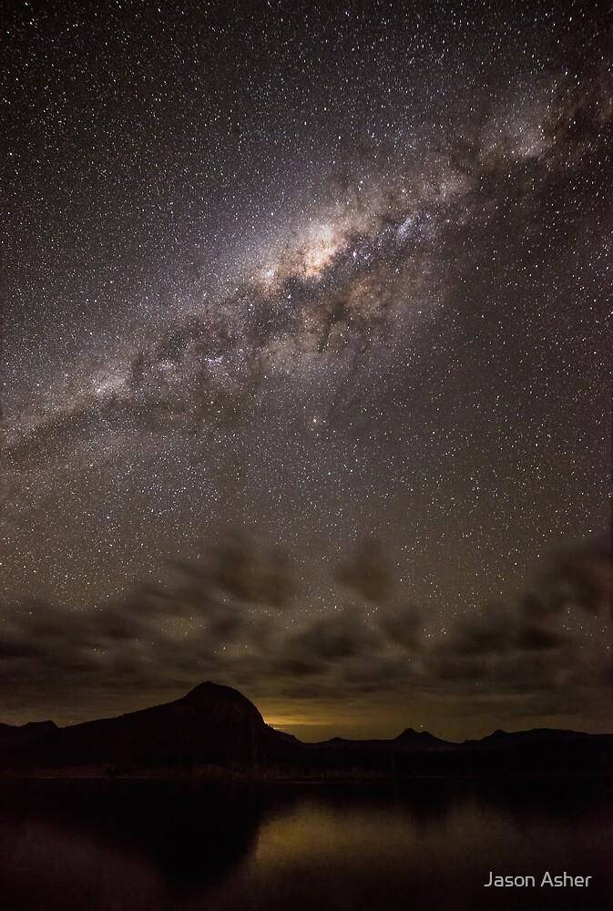 """Amidst the Stars"" ∞ Lake Moogerah, QLD - Australia by Jason Asher"