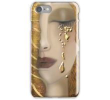 My Klimt Serie:Gold iPhone Case/Skin