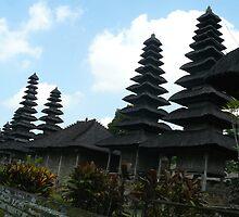 Taman Ayun Temple by Alatariel