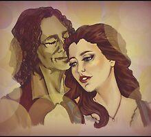Love is Hope by tonksiford