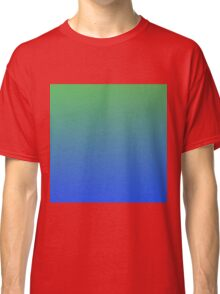 DEEP MARINE - Plain Color iPhone Case and Other Prints Classic T-Shirt