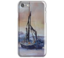 At rest on the Thames iPhone Case/Skin