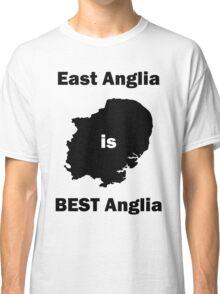 East Anglia is BEST Anglia Classic T-Shirt