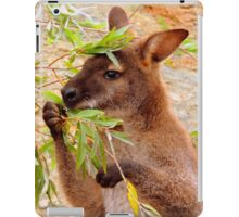 Wallaby and Willow iPad Case/Skin