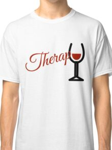 Wine Therapy Classic T-Shirt