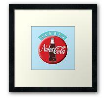 Always Nuka-Cola Framed Print