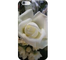 White Rose iPhone Case/Skin