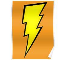 steve's flash shirt! Poster