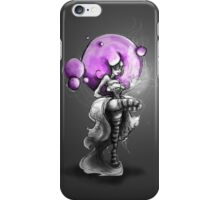 Rainbow Punk: Psychedelic Purple iPhone Case/Skin