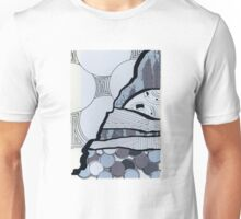 Textures by the Shore Unisex T-Shirt