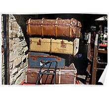 LUGGAGE .  Poster