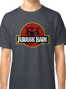 Clever Dog (Jurassic Park X Duck Hunt) Classic T-Shirt
