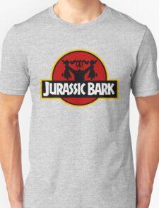 Clever Dog (Jurassic Park X Duck Hunt) Unisex T-Shirt