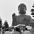 Big Buddha Statue by RickyMoorePhoto