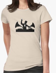 Let's Party Like It's... 1923! ...Vulcan Style! Womens Fitted T-Shirt