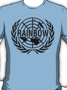 Game - Team Rainbow T-Shirt
