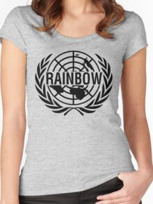 Game - Team Rainbow Women's Fitted Scoop T-Shirt