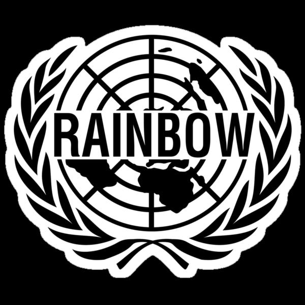 Game - Team Rainbow by Nuriox
