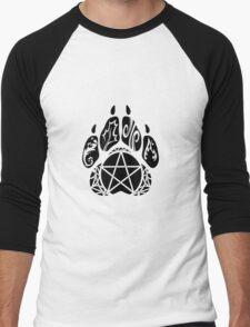 Elemental Paw Men's Baseball ¾ T-Shirt