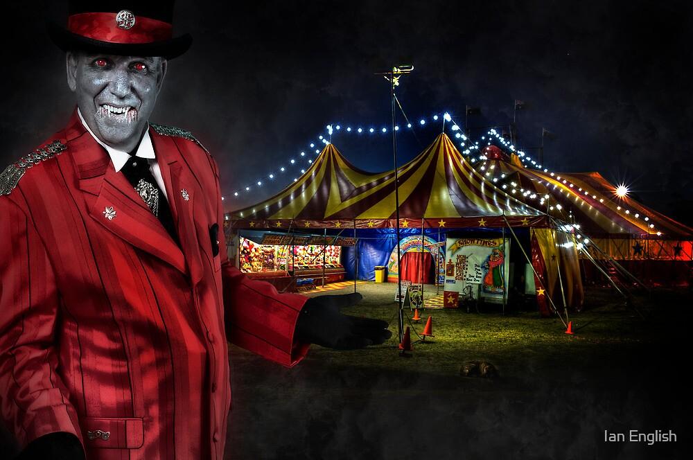 Ho Ho Velkom to my Cerkus by Ian English