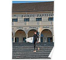 Bondi Pavilion Poster