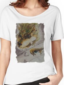The Twilight Wolf  2 Women's Relaxed Fit T-Shirt