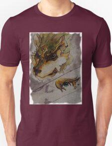 The Twilight Wolf  2 T-Shirt